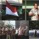 Kegiatan Upacara di SMA Negeri 6 Bogor