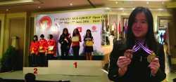 Prestasi SMA Negeri 6 Kota Bogor Di Ajang Catur Tingkat ASEAN
