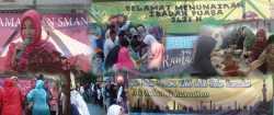 Acara Halal Bihalal Dan Cucurak Dengan Siswa, SMA Negeri 6 Kota Bogor